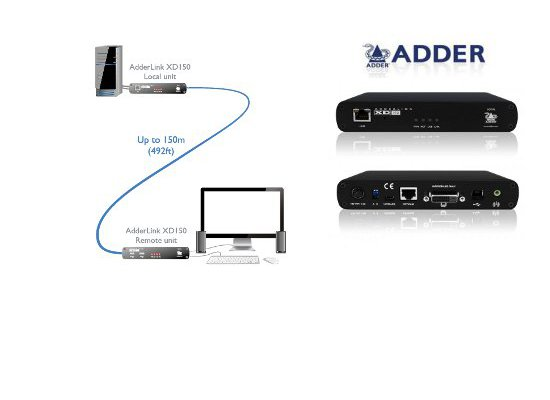 ADDERLink XD-150